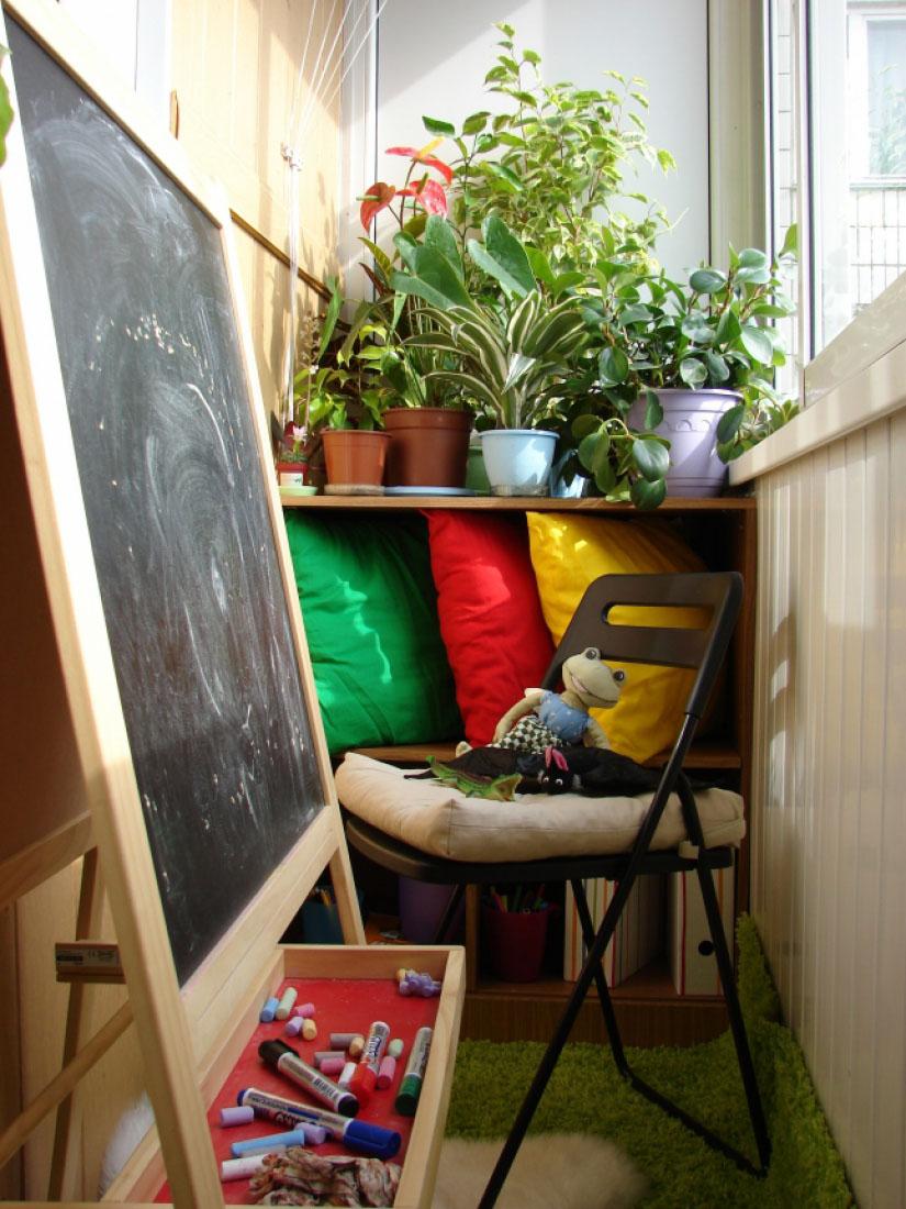 19 интересных идей для маленького балкона 19 фото.