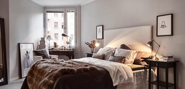 Дизайн спальни в хрущевке: 15 идей