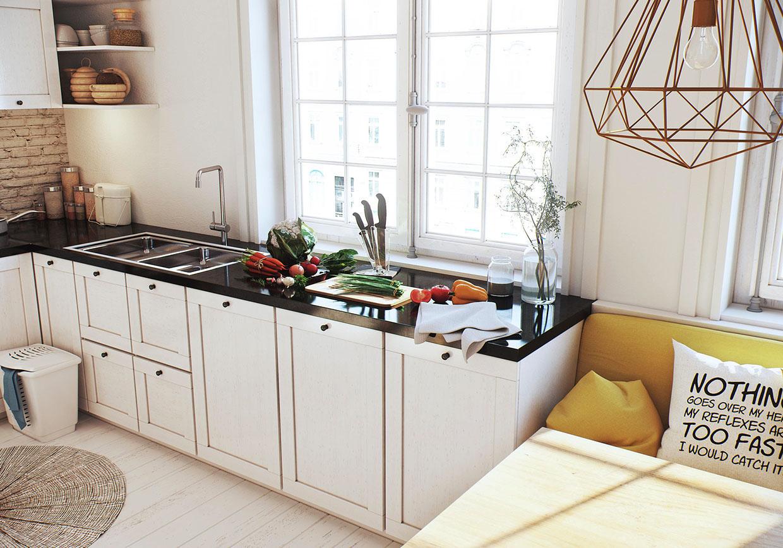 интерьер кухни 9 кв м фото