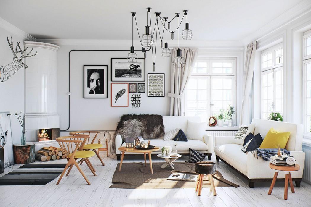 фото интерьеров квартир