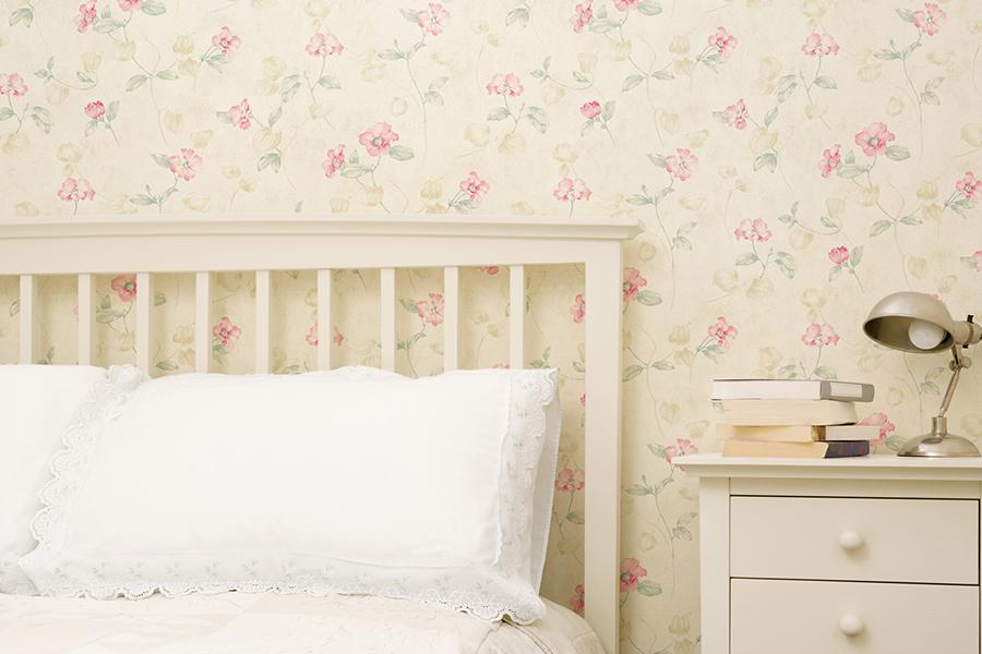 обои в спальне дизайн