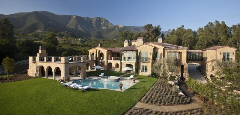 Огромный дом за $ 11 млн
