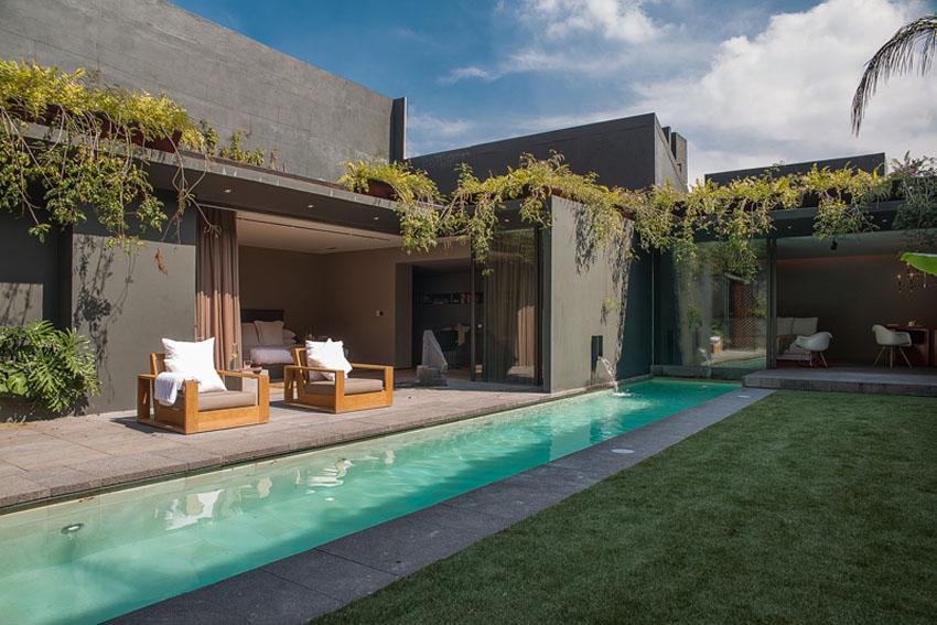 Современный дом от Ezequielfarca Architecture & Design