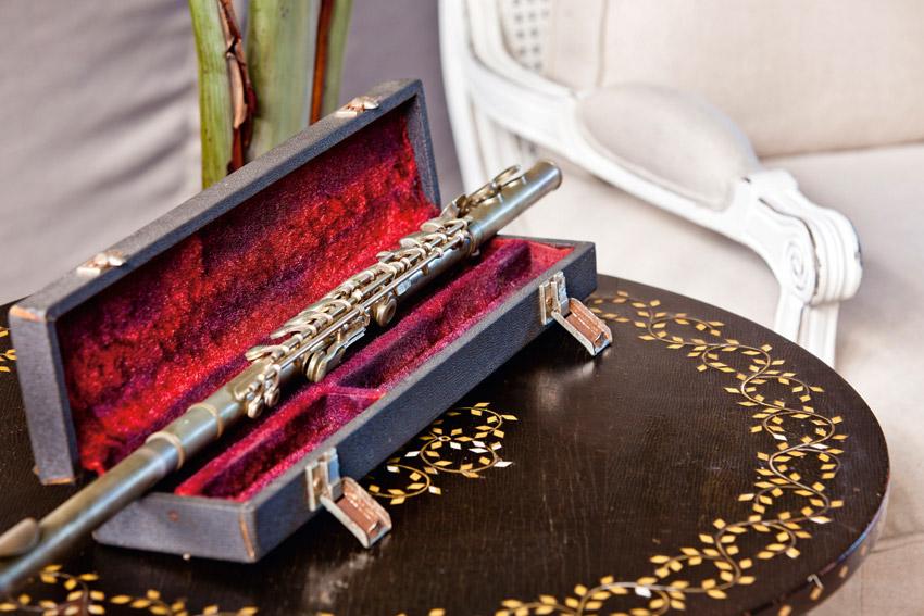 флейта фото