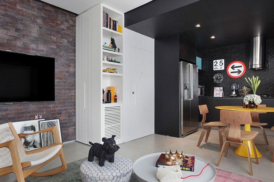 Стильные однокомнатные квартиры