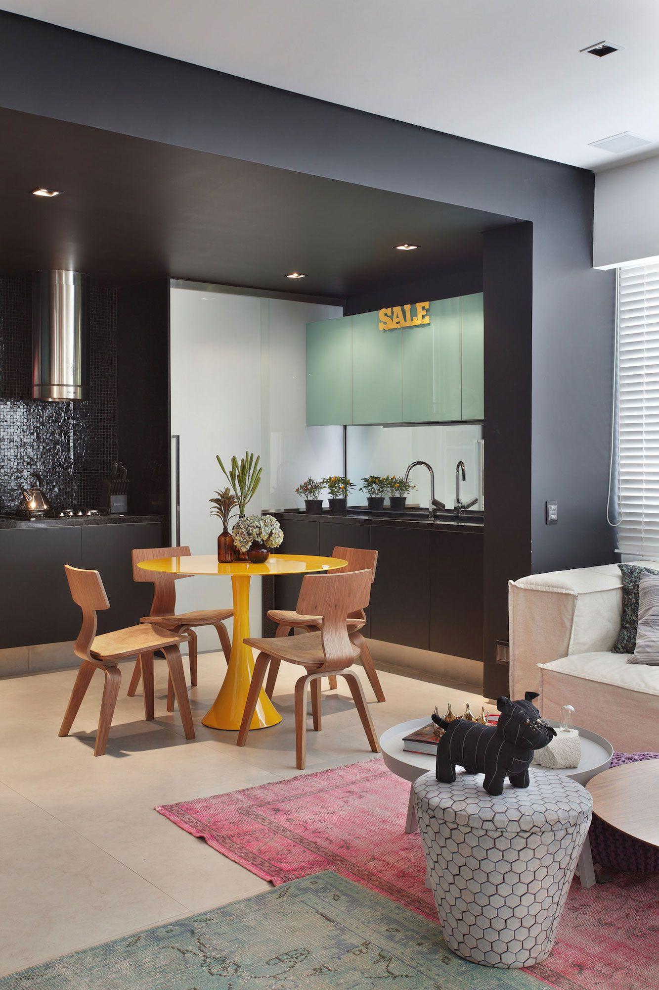 дизайн однокомнатной квартиры фотогалерея