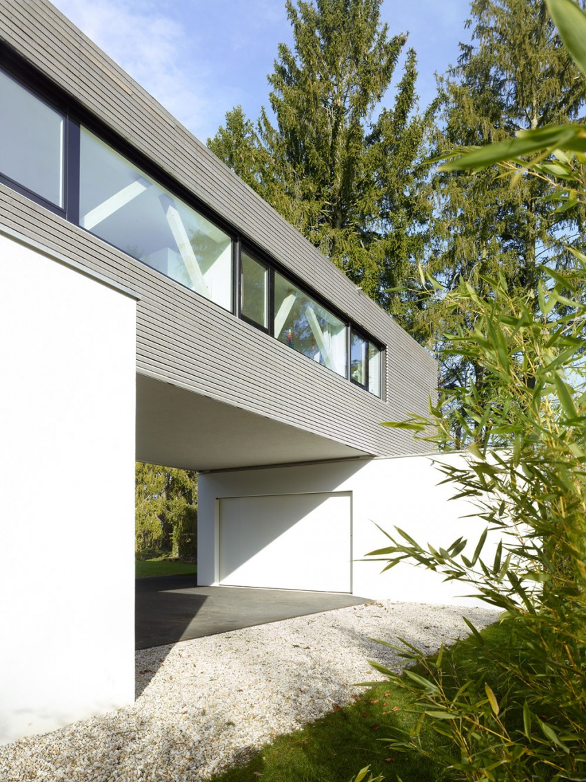 архитектура загородного дома