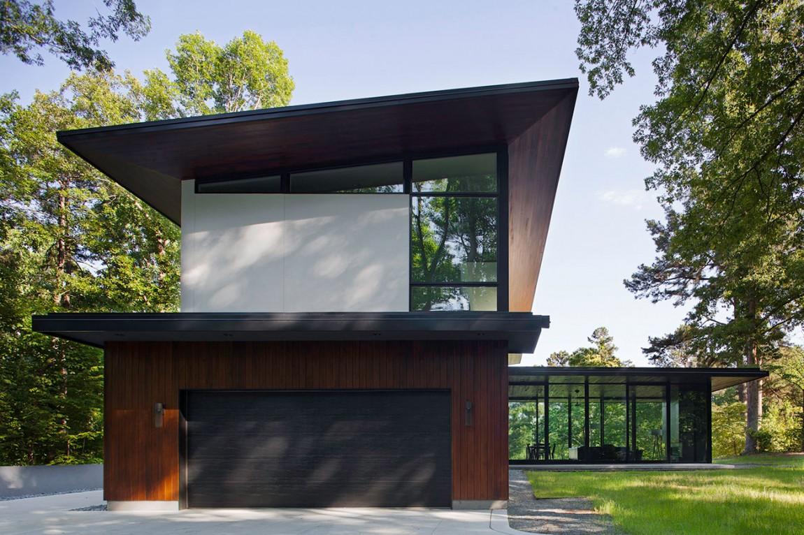 современные проекты домов
