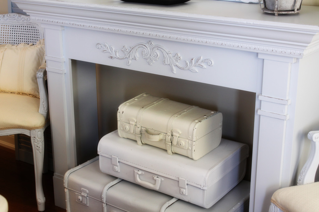 из старого чемодана