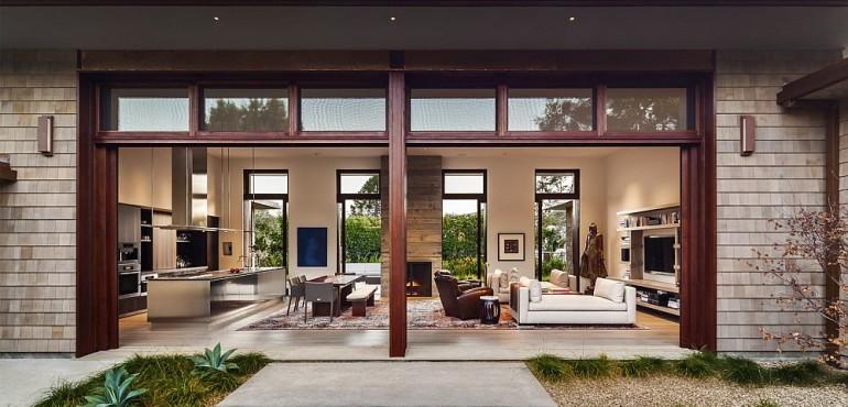Элегантный особняк в Санта-Барбаре