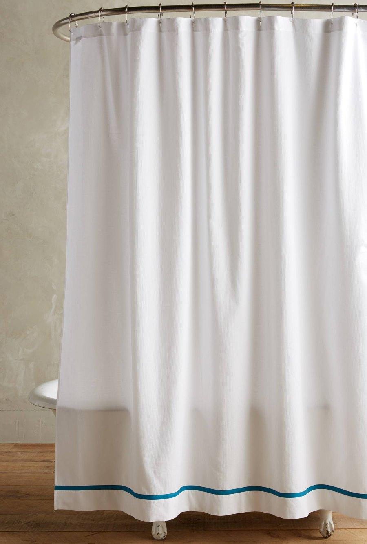 занавески в ванную