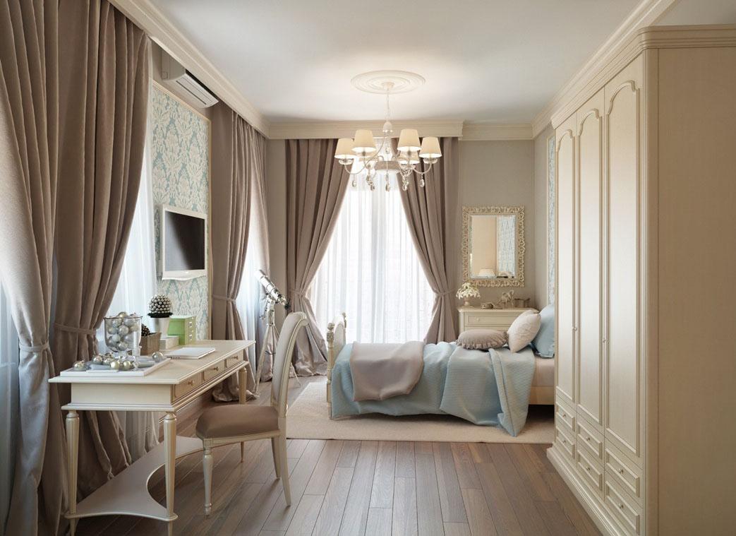 Дизайн штор для спальни: вопросы и ответы
