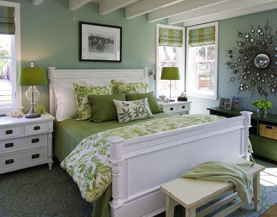 шторы в спальню фото
