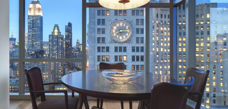 Квартира в сердце Нью-Йорка