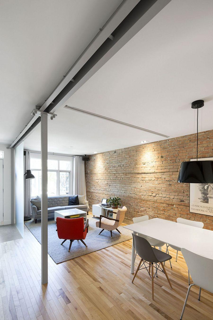 Квартира в стиле лофт: фото + идеи