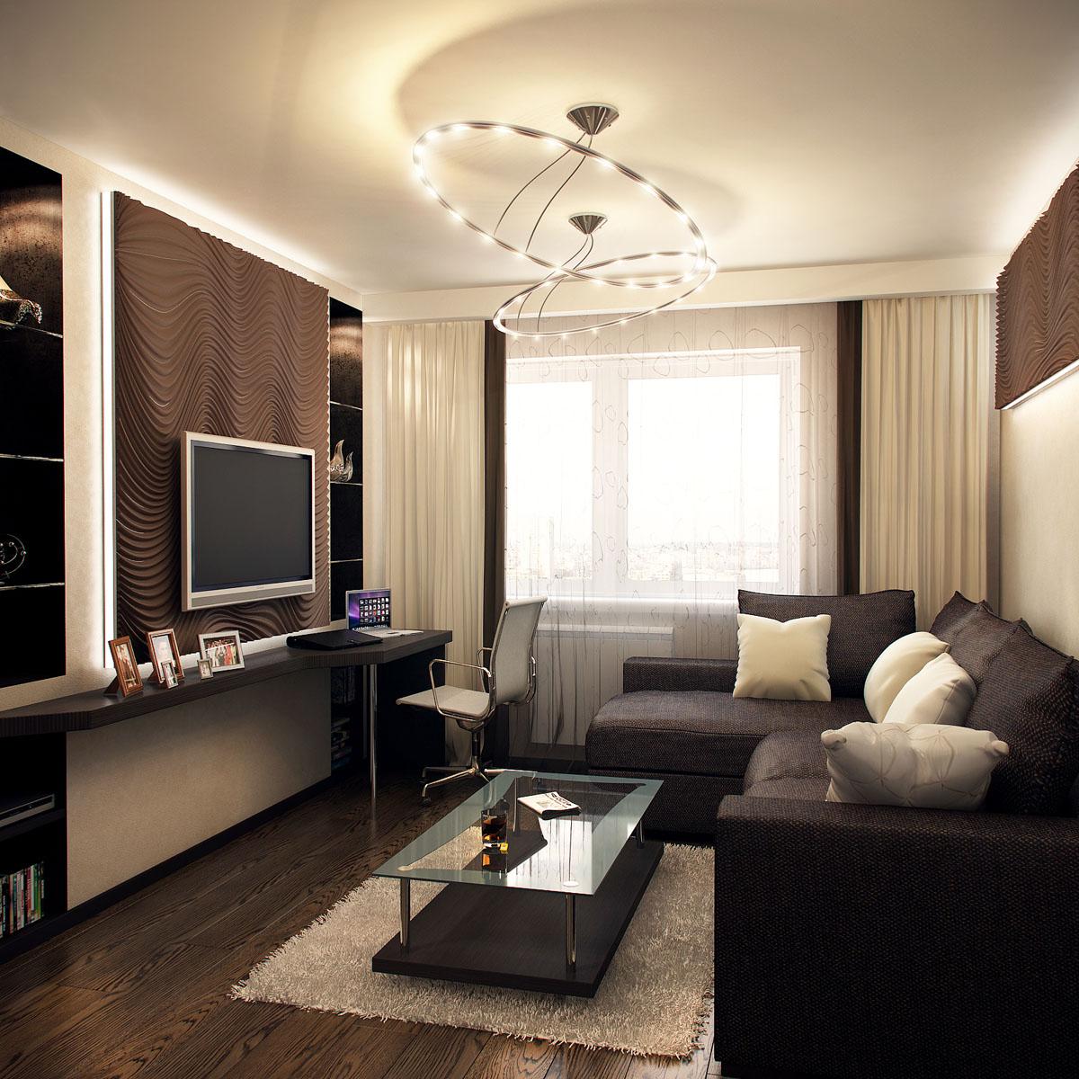Фото гостиной в квартире