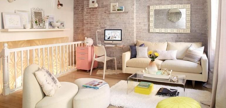 Дизайн гостиной в квартире: 24 идеи