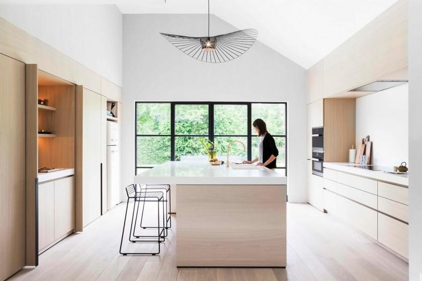 Дизайн интерьера с безупречными линиями