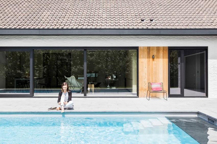 дома с бассейном