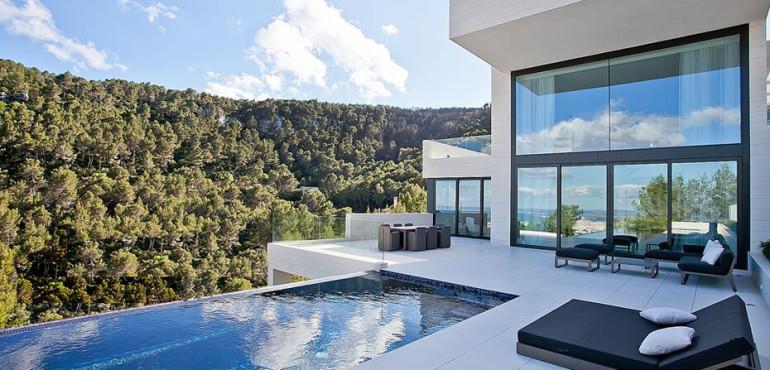 Красивый дом от Concepto Arquitectura