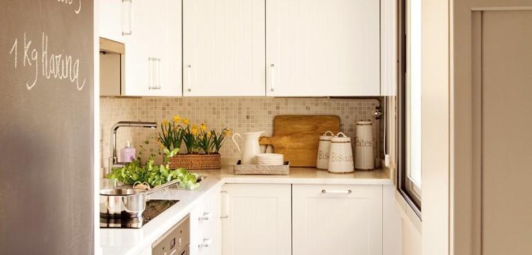 Дизайн кухни: 9 кв. м, наполненные стилем