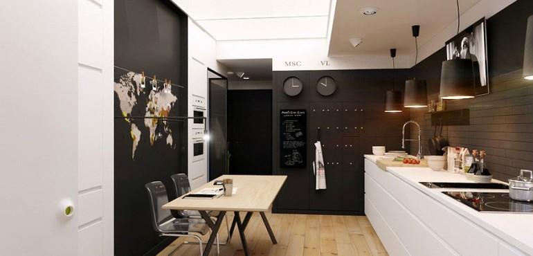 Дизайн кухни своими руками: идеи для гурманов