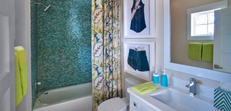 Мозаика в ванной: идеи для ремонта