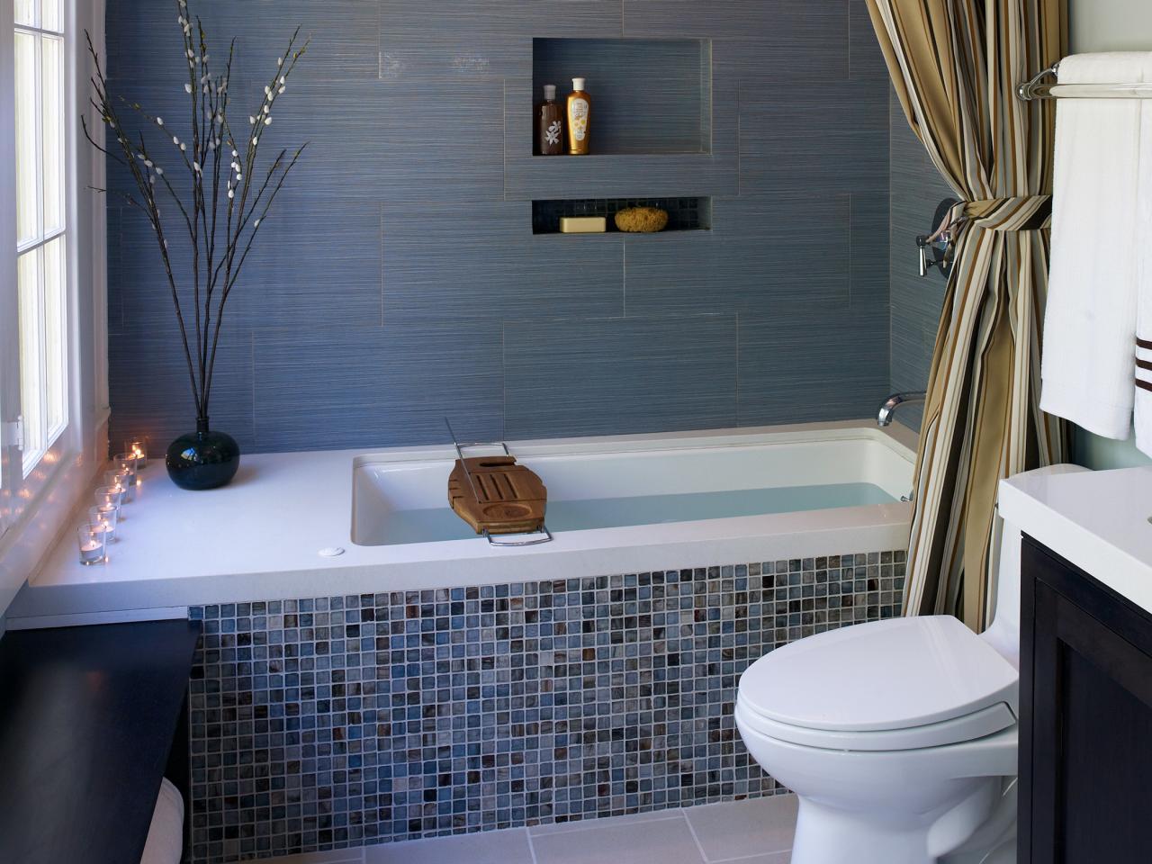 плитка в ванну