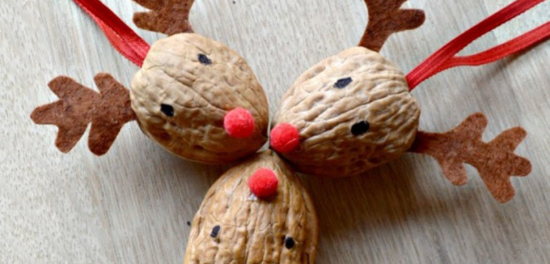 Новогодние игрушки своими руками: 9 идей