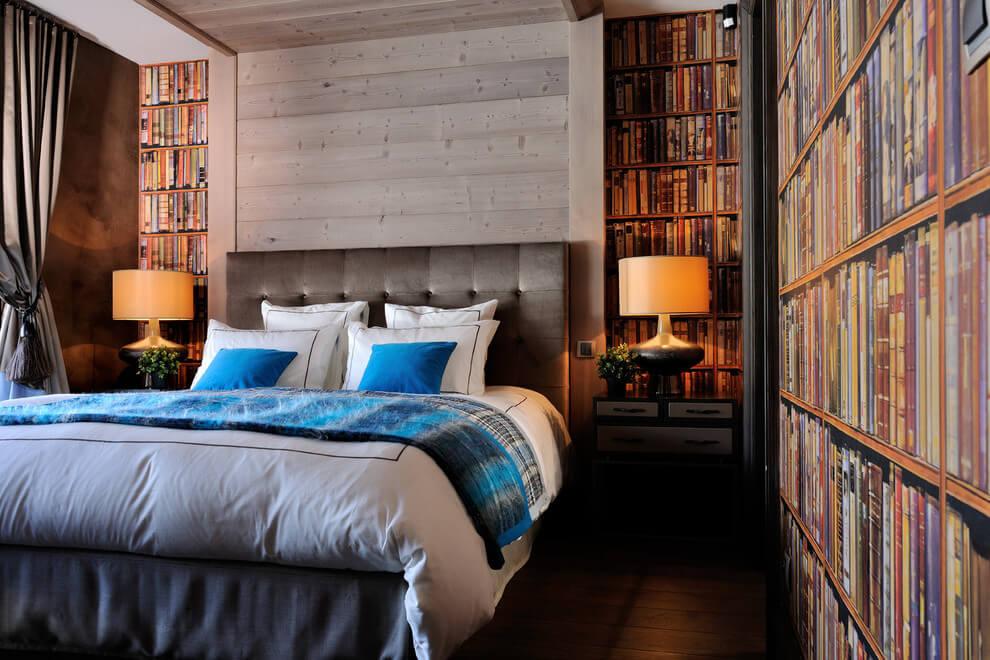 дизайн спальні фото
