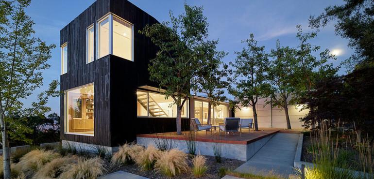 Современный дом из Силиконовой долины