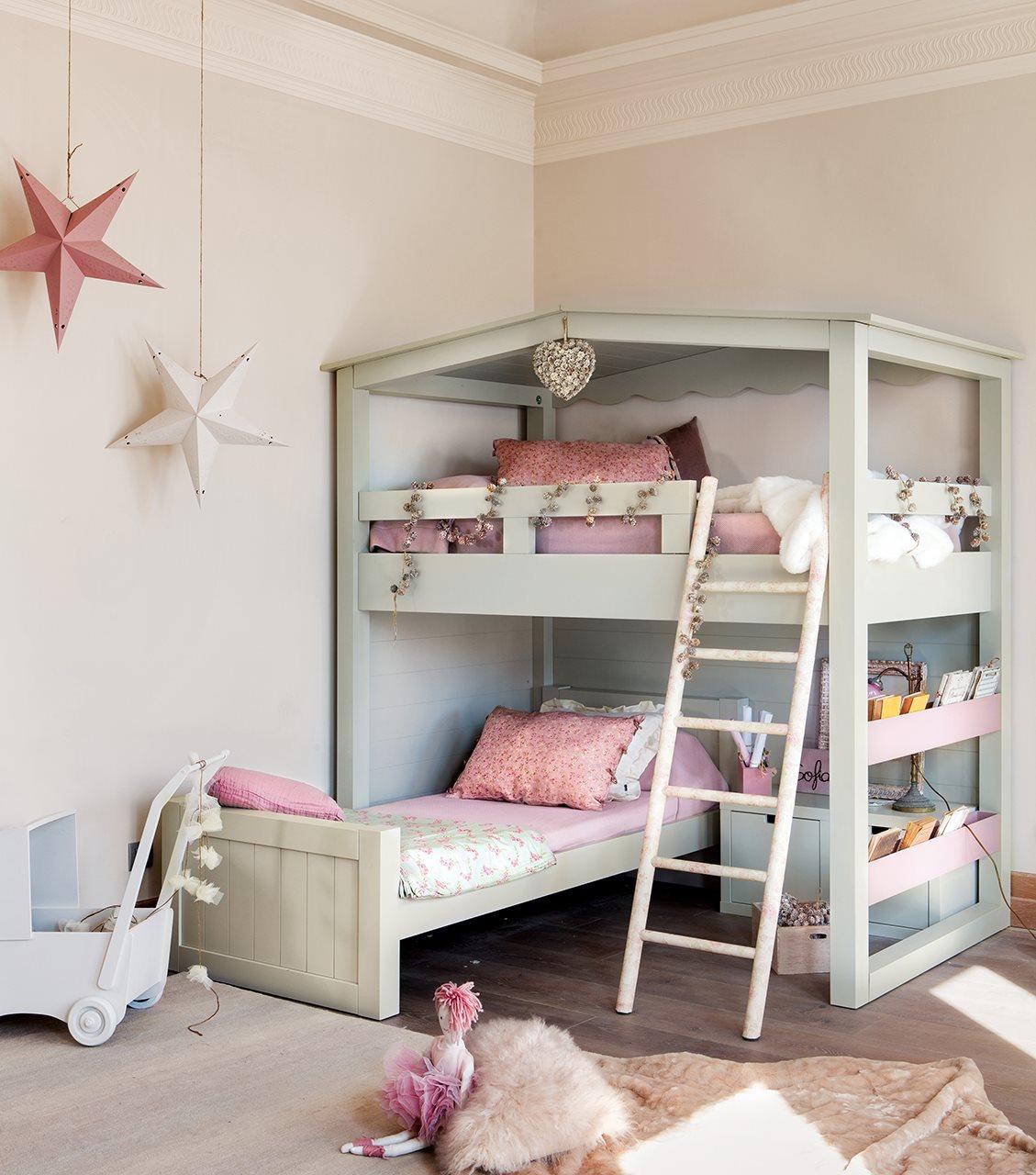 Детская комната для двоих детей: фото + идеи