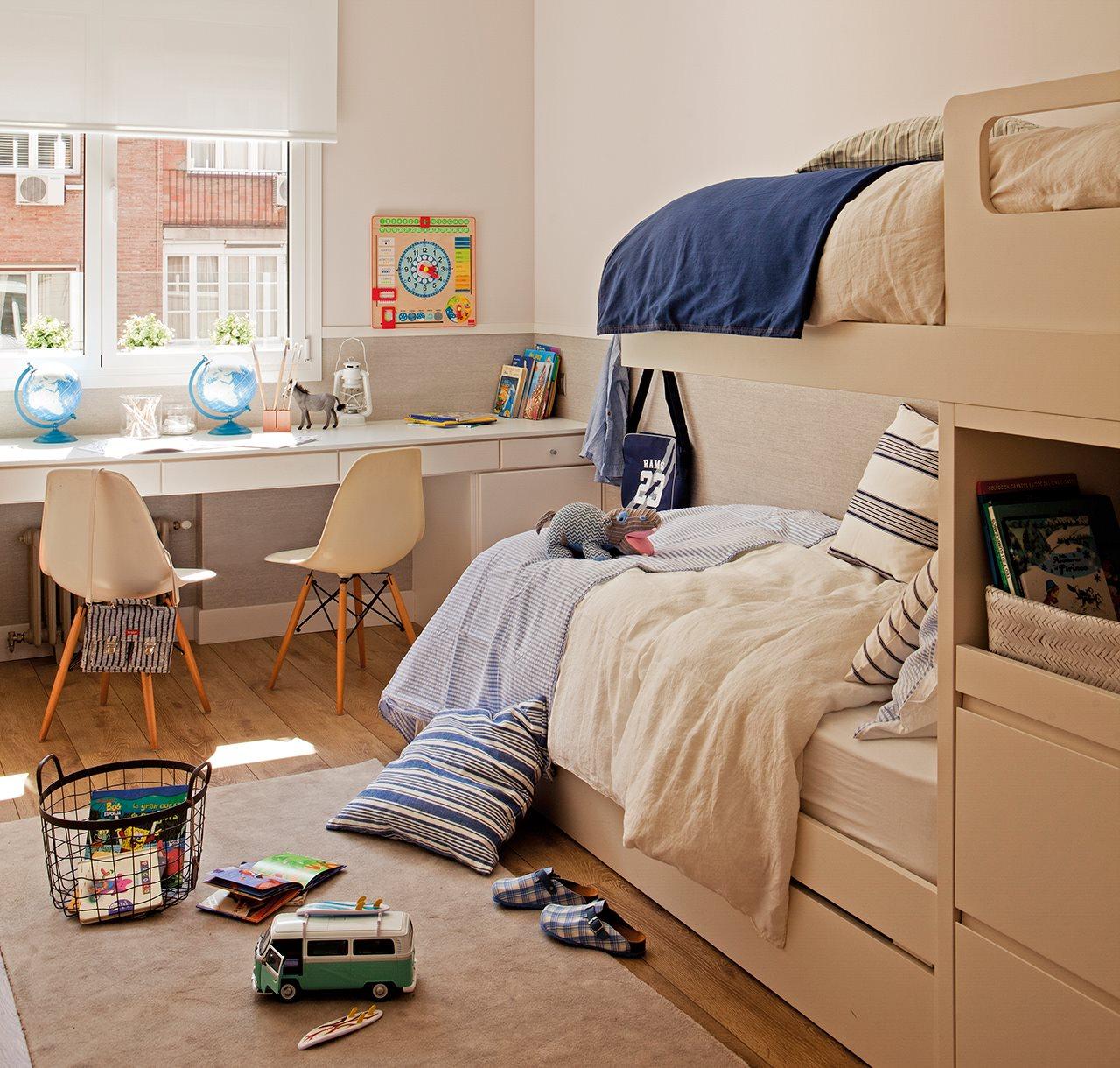 дитячі кімнати для двох хлопчикі
