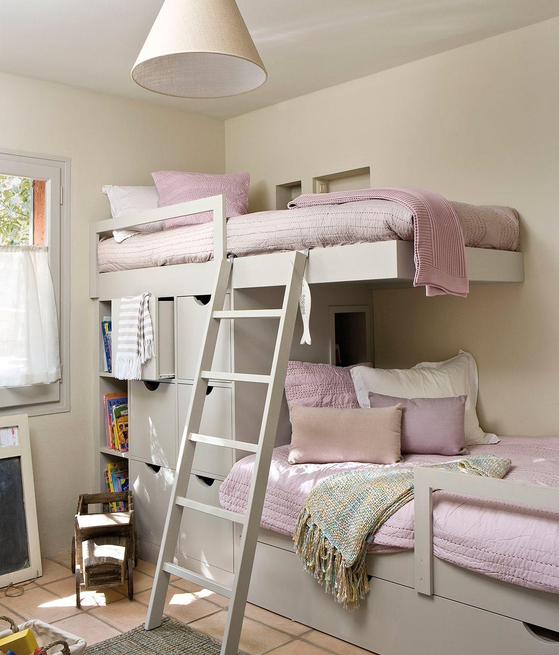 дитяча кімната для двох