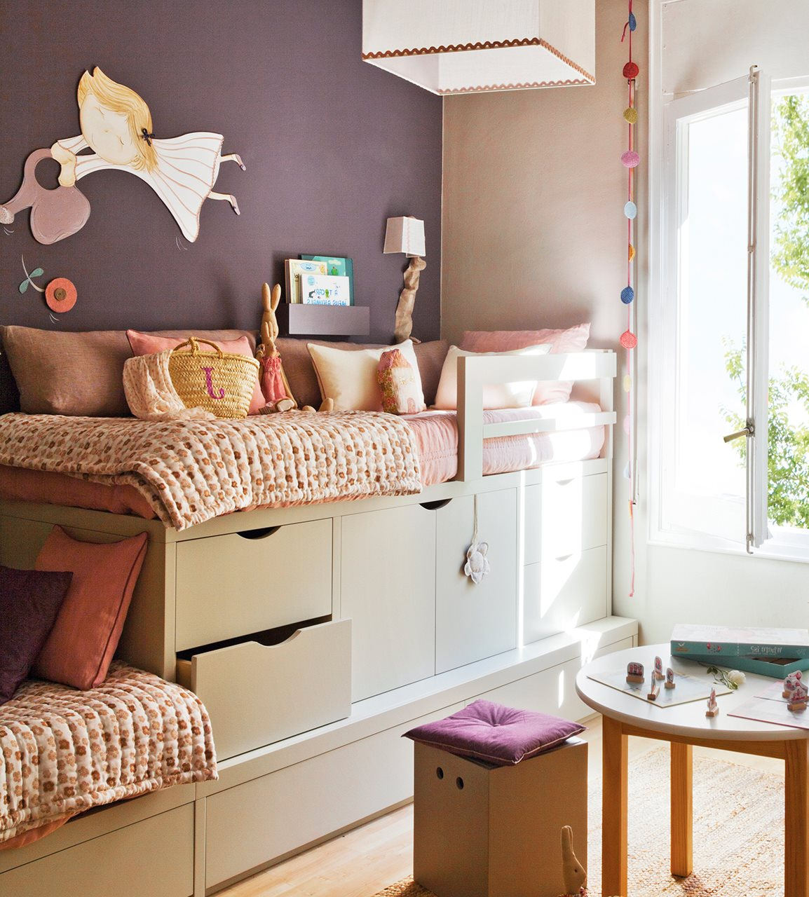 дитяча кімната для двох дітей