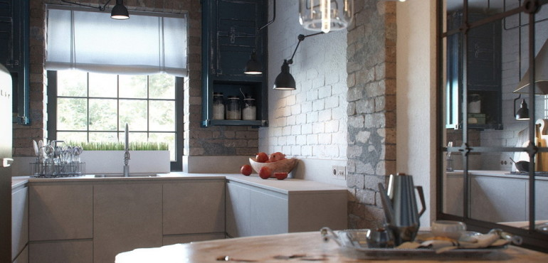 Дизайн кухни: 10 кв. м стильного оформления