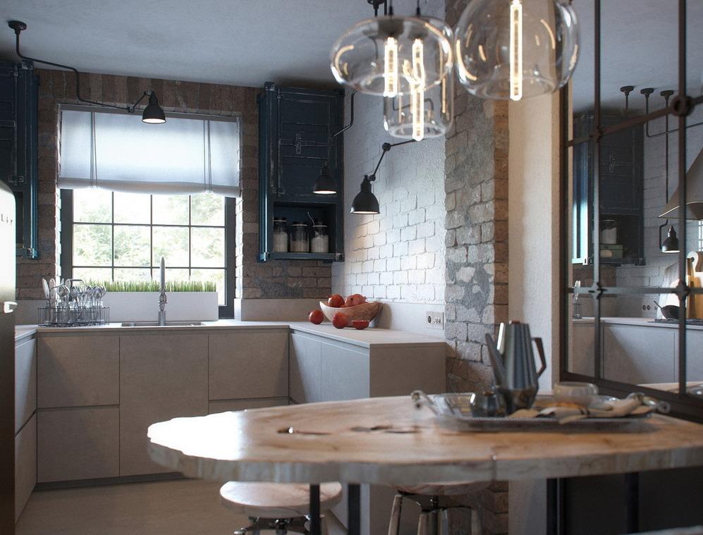 Дизайн кухні: 10 кв. м стильного оформлення
