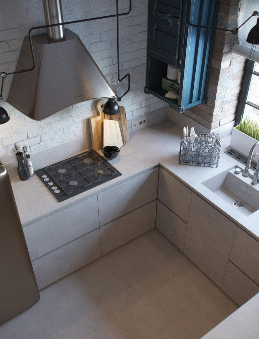 Дизайн кухні: 10 кв. м