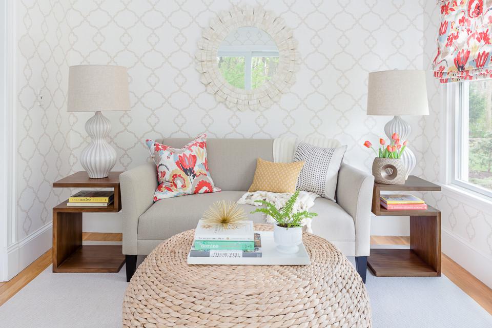 Дизайн маленької вітальні: 16 ідей