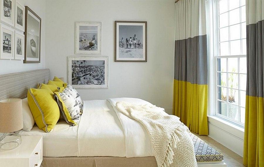 Дизайн маленькой спальни: 21 идея