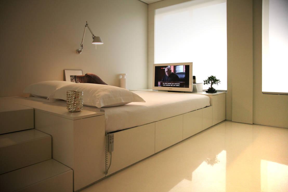 интерьер дизайн спальні
