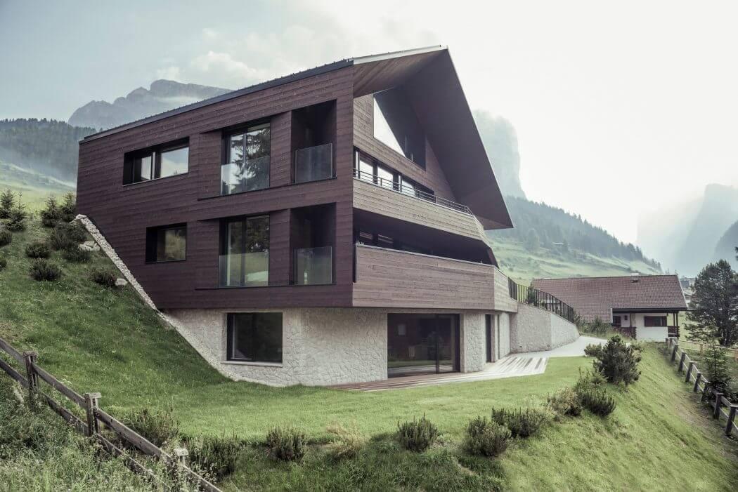 красивые проекты домов