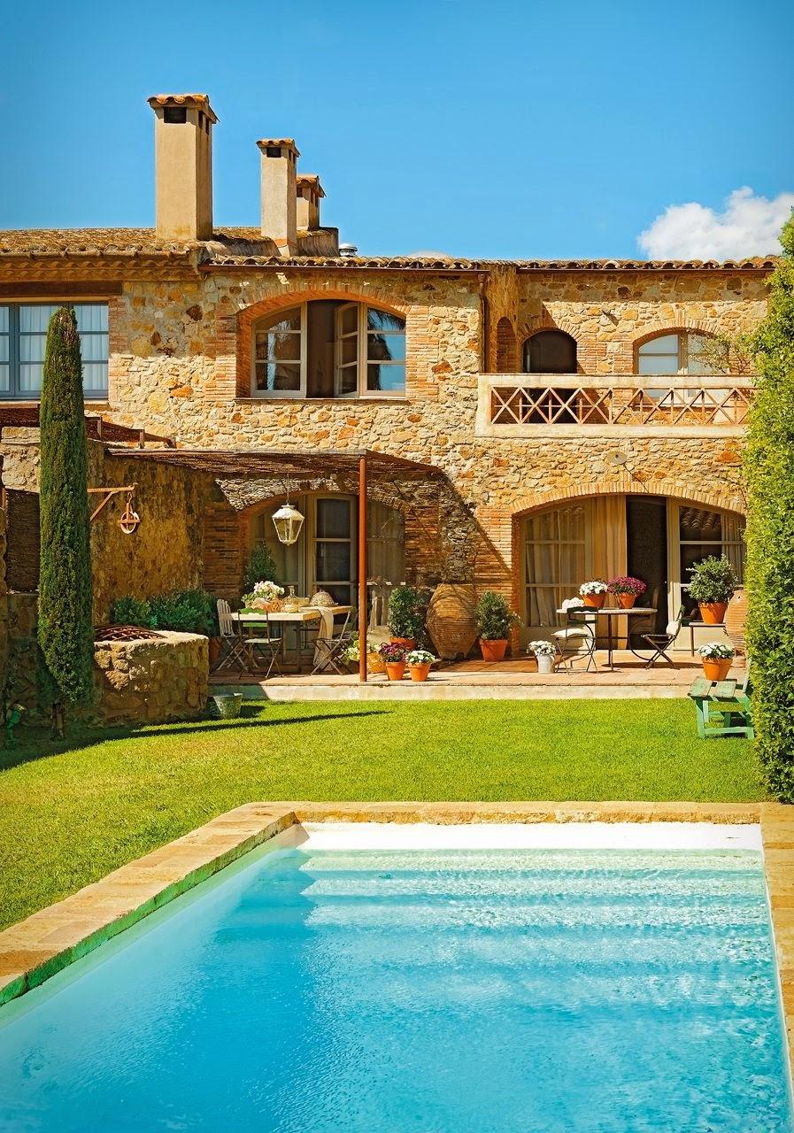 будинок з каменю