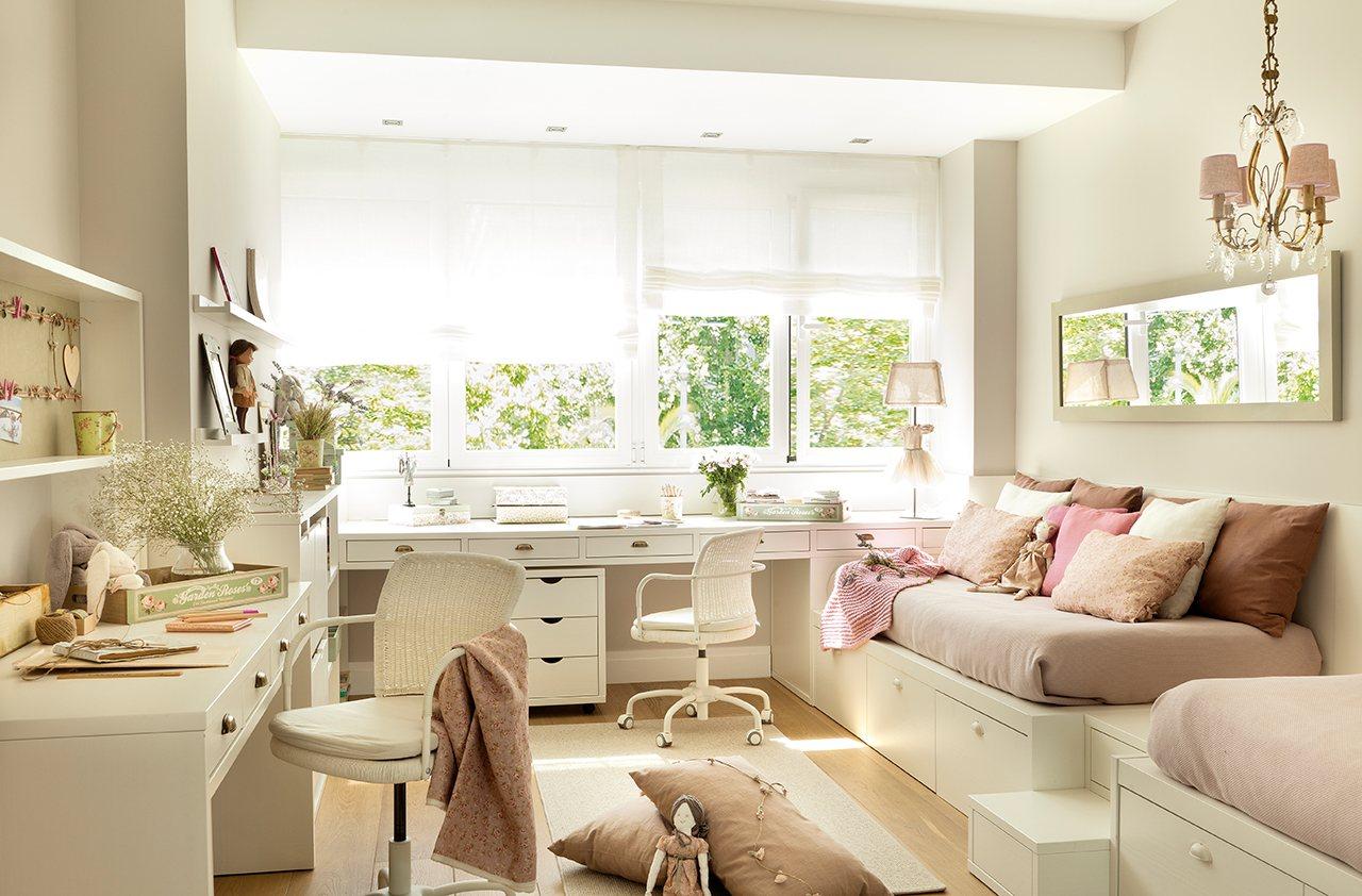 Детские спальни: 17 идей оформления