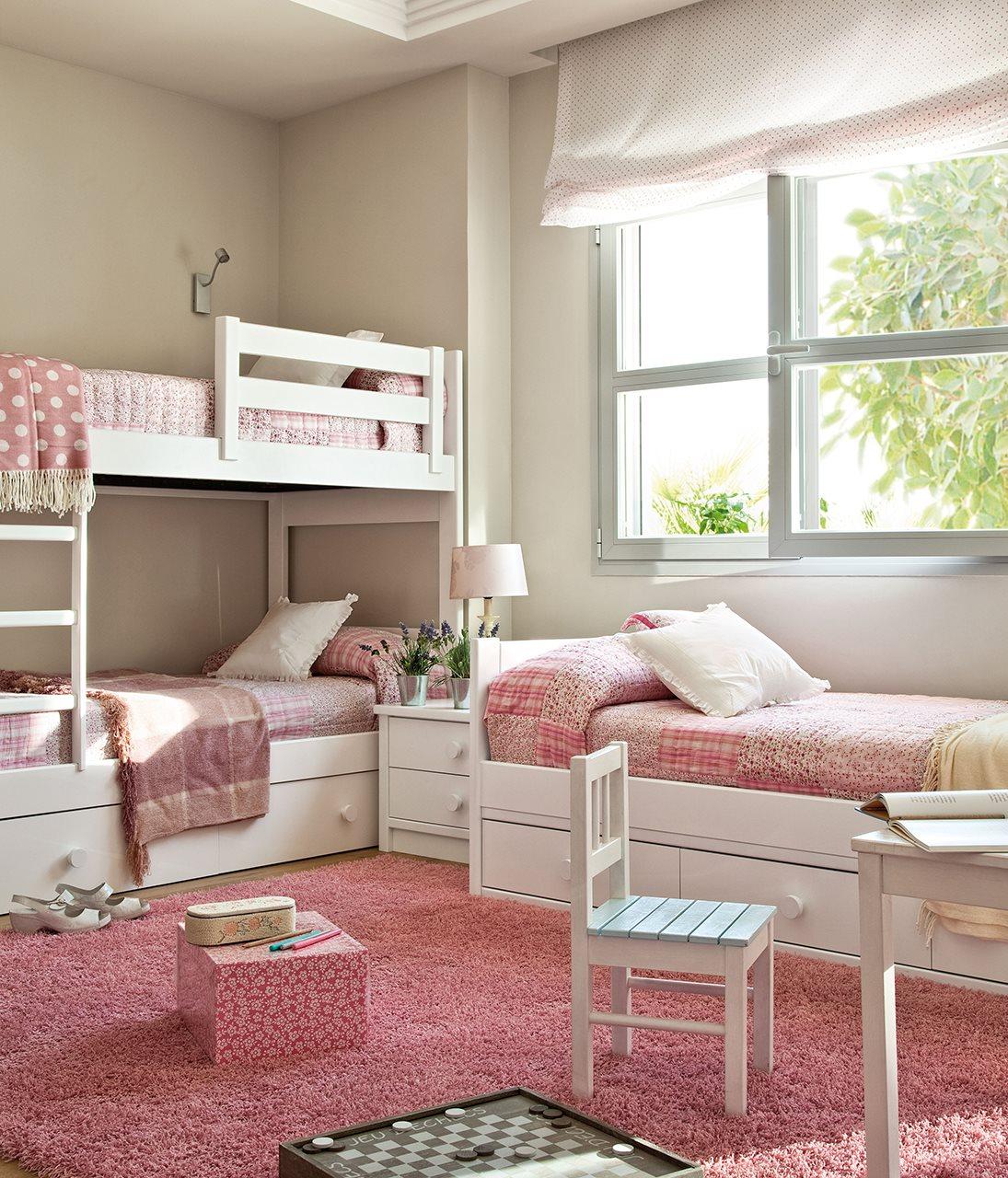 дитячі кімнати для дівчаток