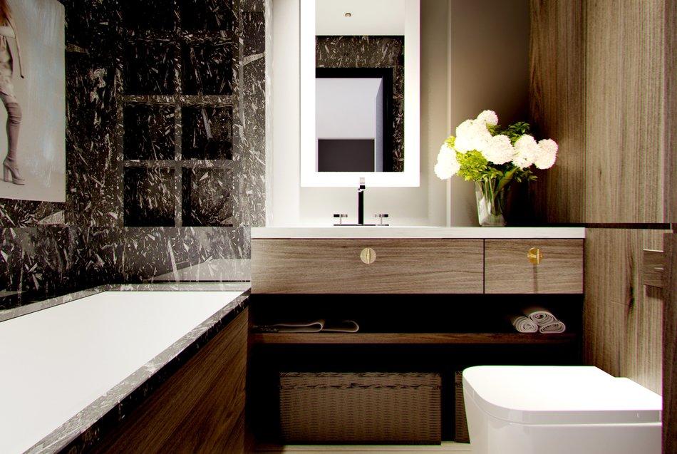 Дизайн ванной комнаты в квартире: от 4 до 8 кв. м