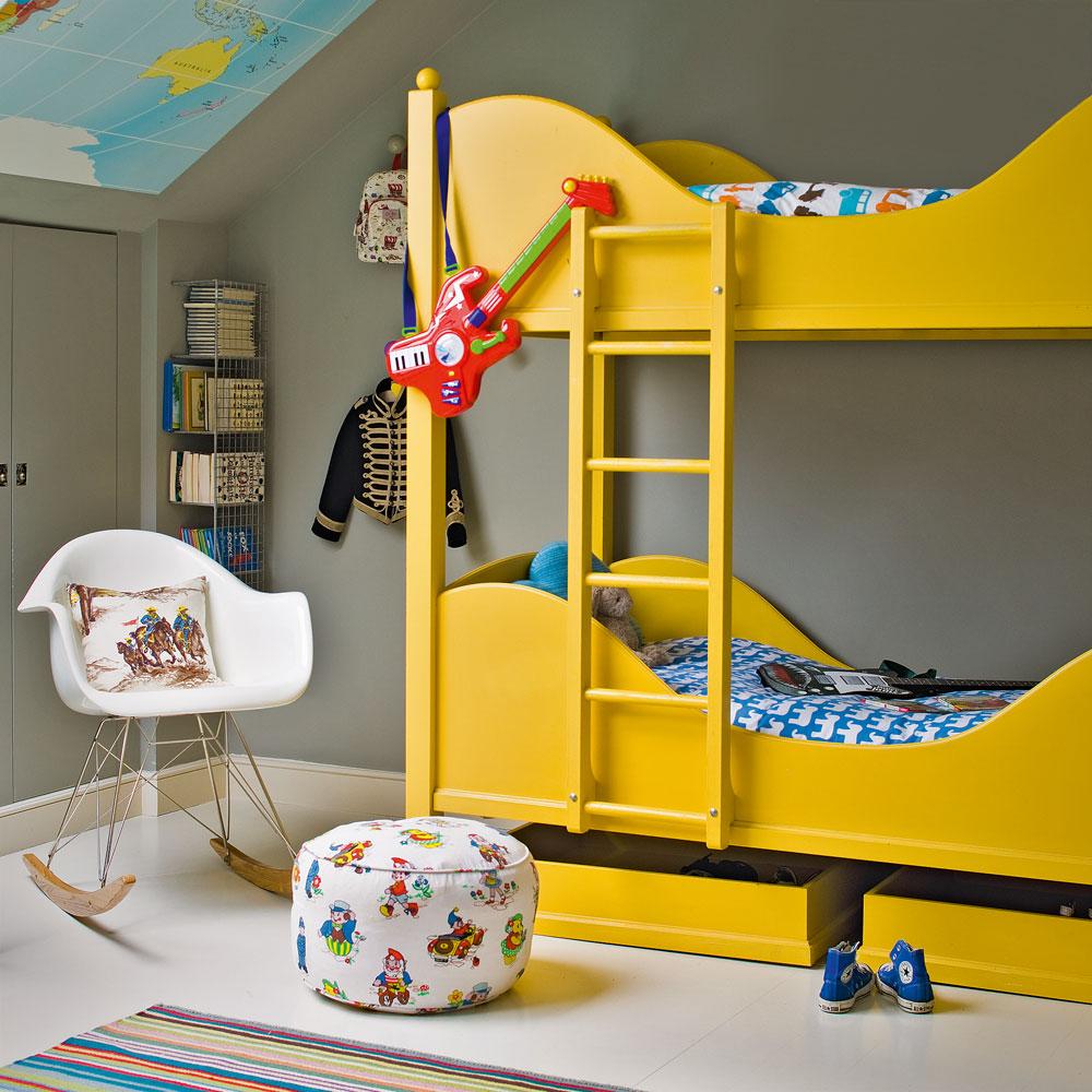 Интерьер детской комнаты своими руками: классные идеи