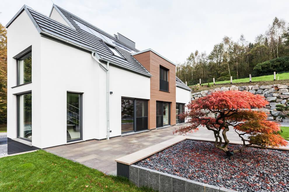 Реконструкция дома из Германии