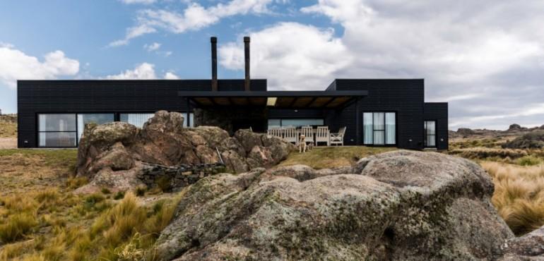Современный дом Pampa House из Аргентины