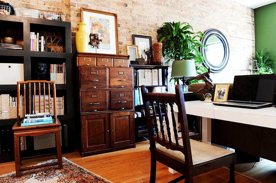 домашний кабинет фото